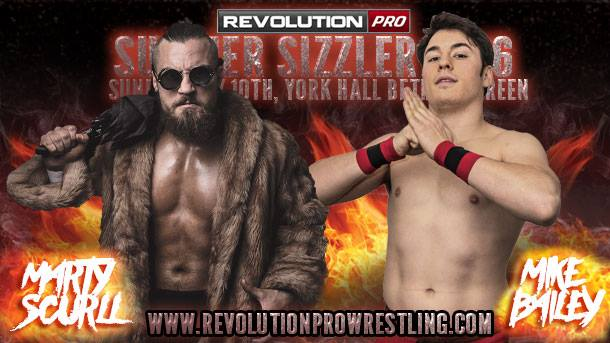Revolution Pro Wrestling - Summer Sizzler 2016 (10/07/16) 19183710