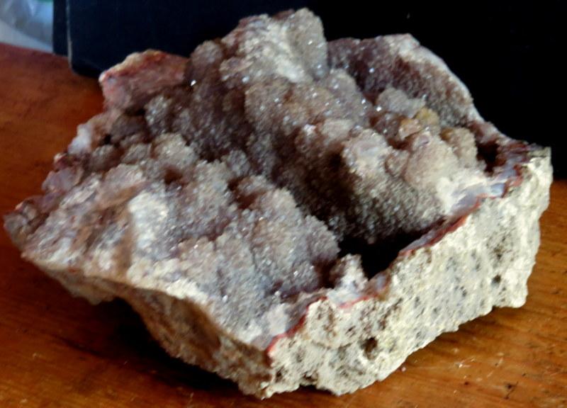 quartz, minéraux et pierres diverses... 01221