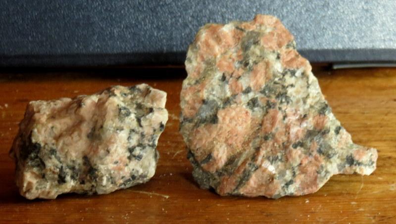quartz, minéraux et pierres diverses... 05611