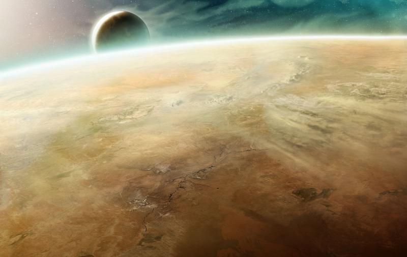 LA CAMPAGNE DES TENEBRES (Chapitre Premier) Planet10