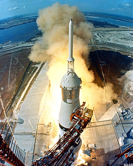 20 Juillet 1969 - L'Homme sur La Lune - 40ème anniversaire Apollo11