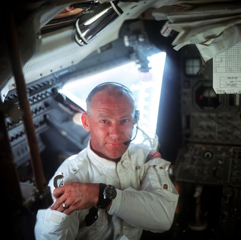 20 Juillet 1969 - L'Homme sur La Lune - 40ème anniversaire Edwin_10