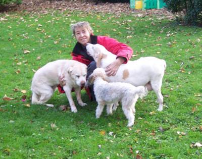 Bea et les chiens de Cani-Nursing Bea-ch11