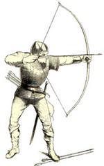 les origines du doigt d'honneur Archer10