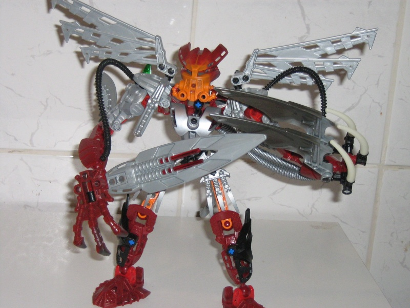 MoCCage-Bionicle