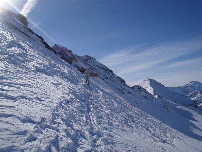Col de l'Ouille Noire et Col du Montet Dsc08614