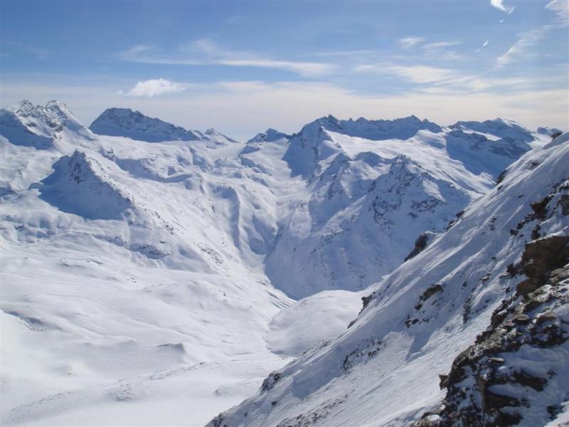 Col de l'Ouille Noire et Col du Montet Dsc08617