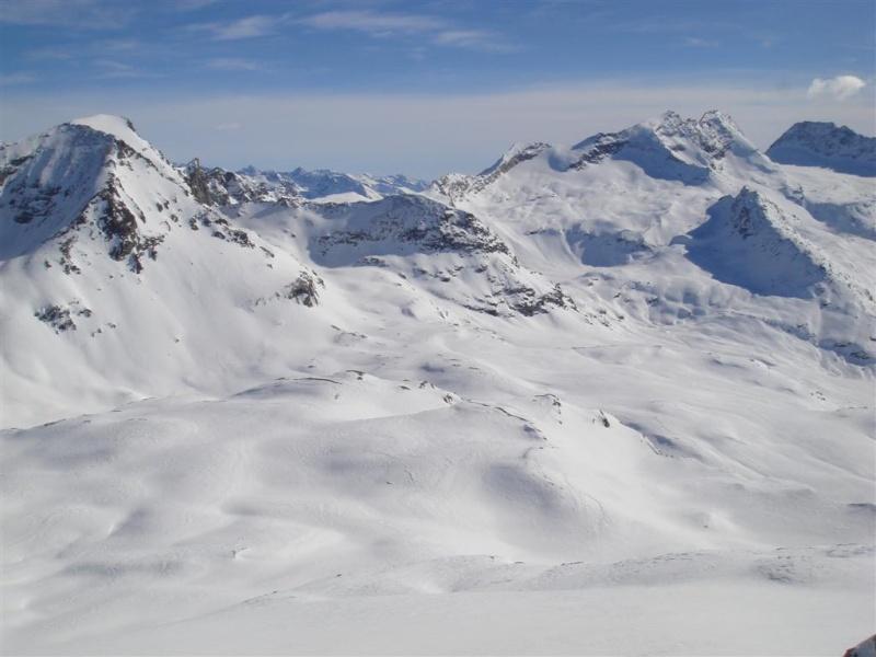 Col de l'Ouille Noire et Col du Montet Dsc08619