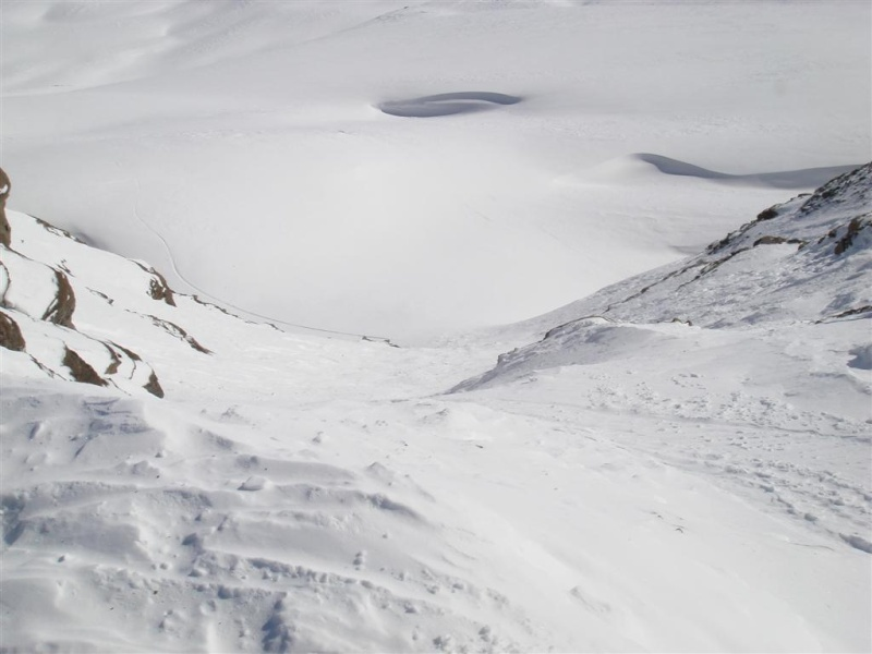 Col de l'Ouille Noire et Col du Montet Dsc08620