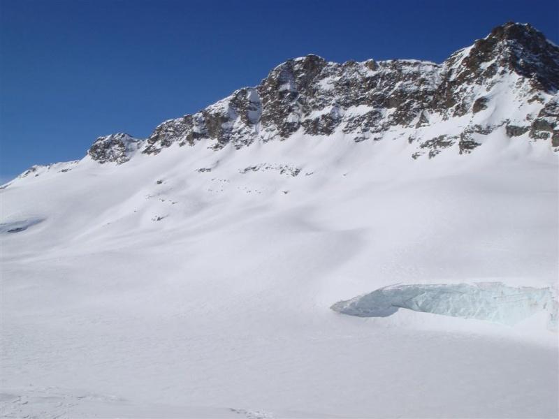 Col de l'Ouille Noire et Col du Montet Dsc08624