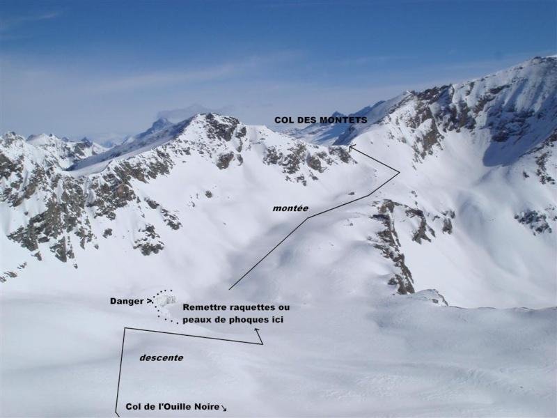 Col de l'Ouille Noire et Col du Montet Dsc08626