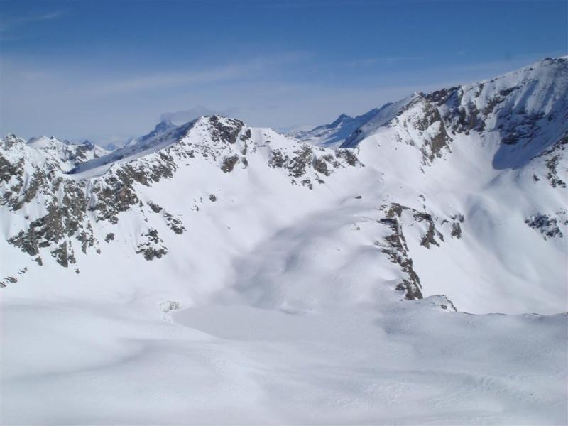 Col de l'Ouille Noire et Col du Montet Dsc08627