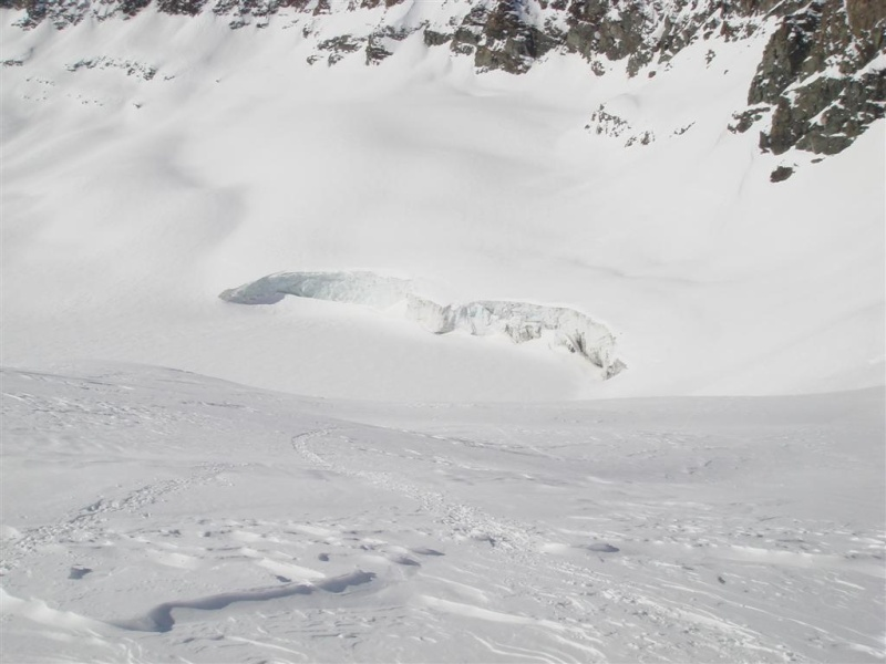 Col de l'Ouille Noire et Col du Montet Dsc08629
