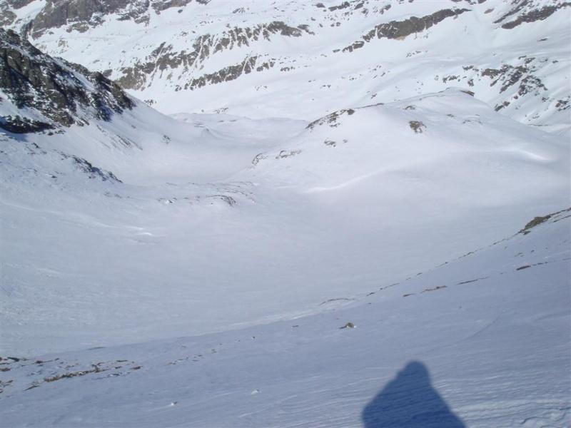 Col de l'Ouille Noire et Col du Montet Dsc08632