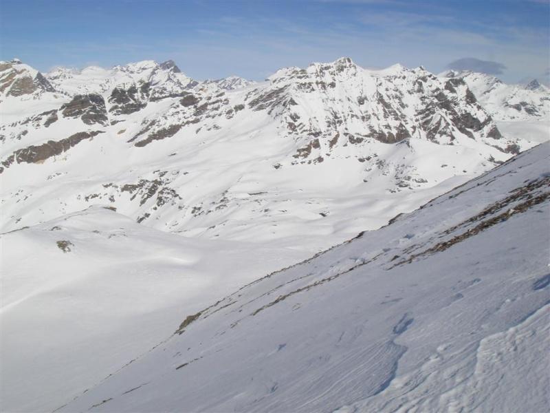 Col de l'Ouille Noire et Col du Montet Dsc08634