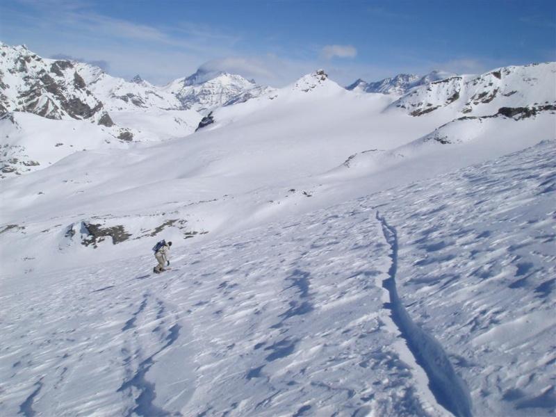 Col de l'Ouille Noire et Col du Montet Dsc08636