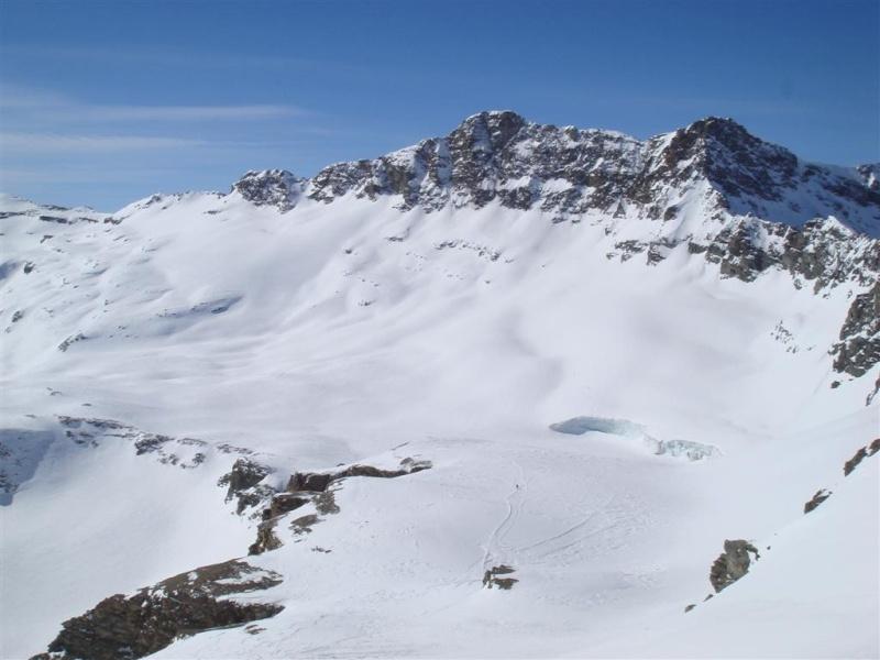 Col de l'Ouille Noire et Col du Montet Dsc08639