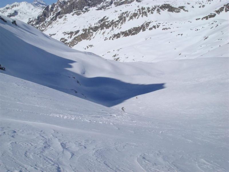 Col de l'Ouille Noire et Col du Montet Dsc08727