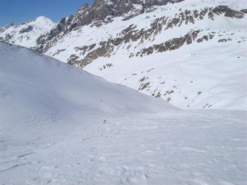 Col de l'Ouille Noire et Col du Montet Dsc08729