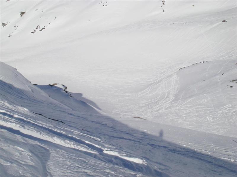 Col de l'Ouille Noire et Col du Montet Dsc08730