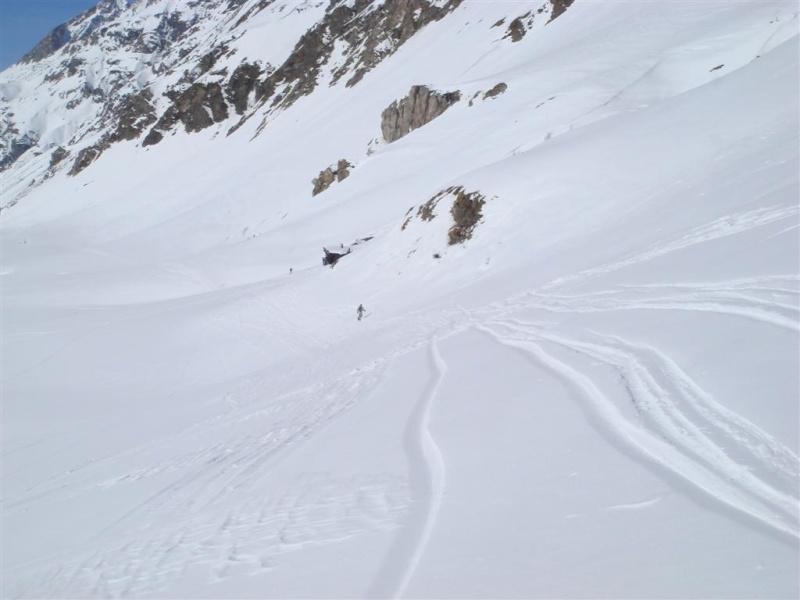 Col de l'Ouille Noire et Col du Montet Dsc08734