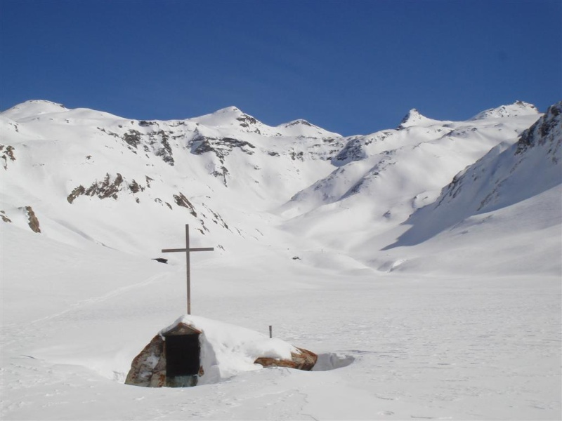 Col de l'Ouille Noire et Col du Montet Dsc08738