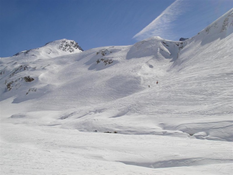 Col de l'Ouille Noire et Col du Montet Dsc08739