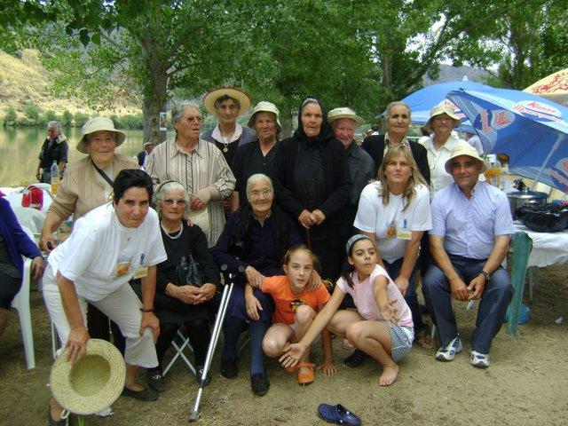 foto convivio idosos 26 junho 2009 foz Velhin10