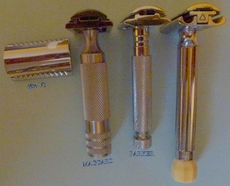Maggard MR3 VS Parker 97 R Maggar12