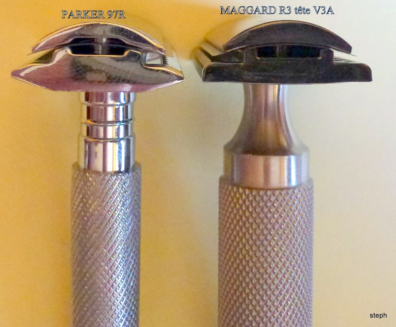 Maggard MR3 VS Parker 97 R Maggar15