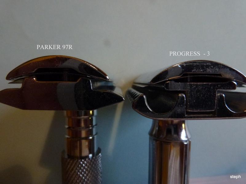 Maggard MR3 VS Parker 97 R Maggar17