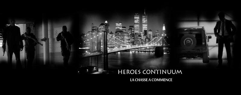 Heroes - Continuum
