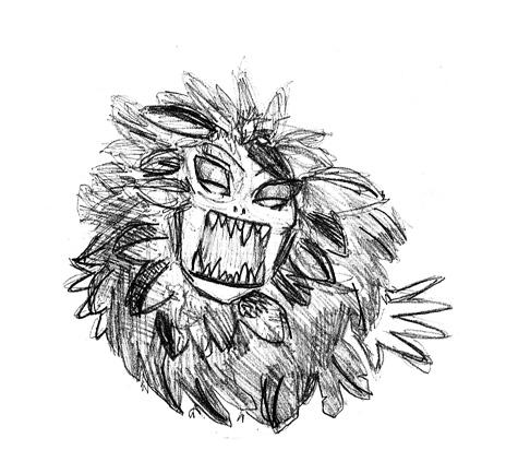 Enki est gaga. [dessins en vrac] Monstr10