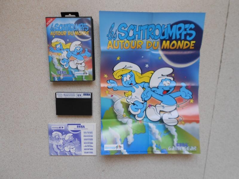 Liste des goodies, posters, ou autres fournis avec les jeux Master System. Photo_10