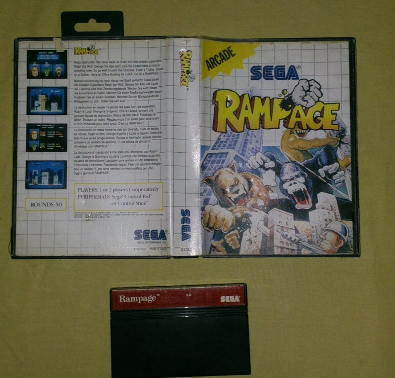 Mes ventes Master System Rampag10