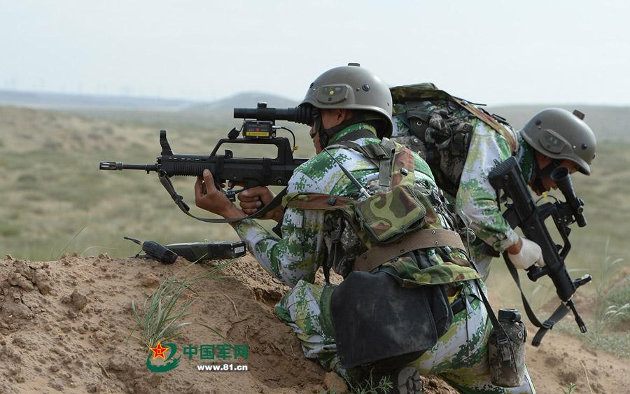 OPFOR pattern Chine-15