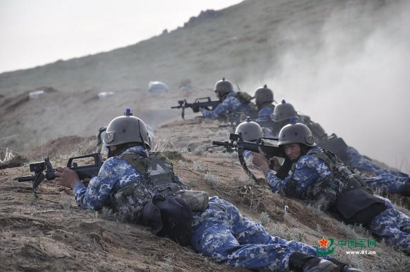 OPFOR pattern Chine-22