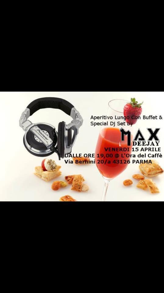 Aperitivo Lungo Con Buffet & Special Dj Set by Max Testa - 15 Apr 2016 12994311