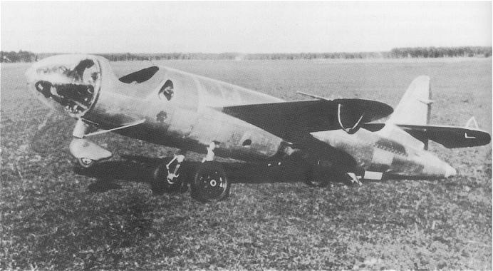 Heinkel He 176 - Le stylo fusée - (JACH #72102) 12254010