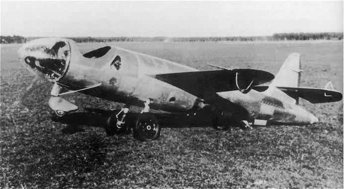 Heinkel He 176 - Le stylo fusée - (JACH #72102) - Page 2 12254011