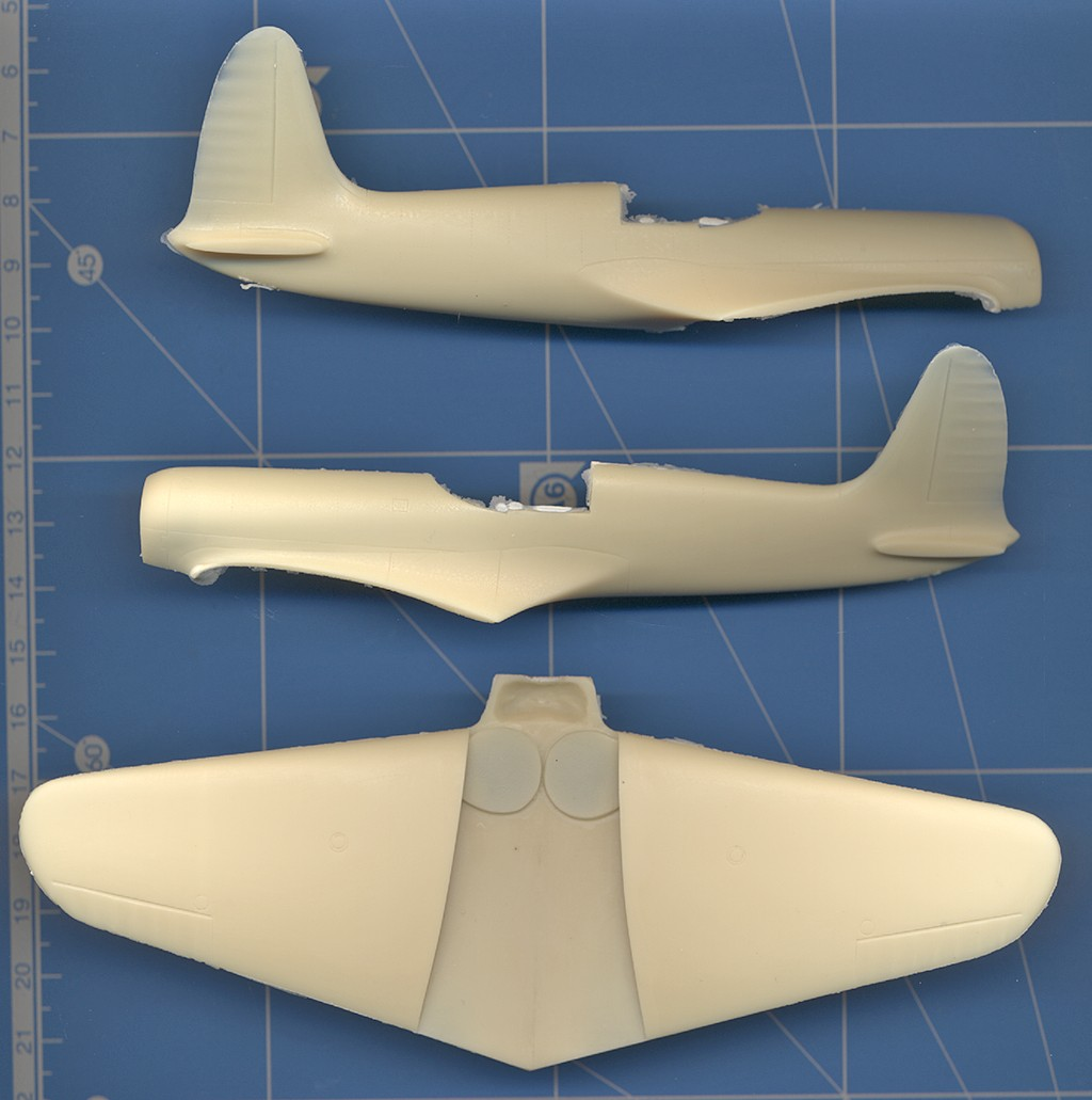 "Hughes H-1B Racer ""Short wing version"" (Planet Models) H-1_fu10"