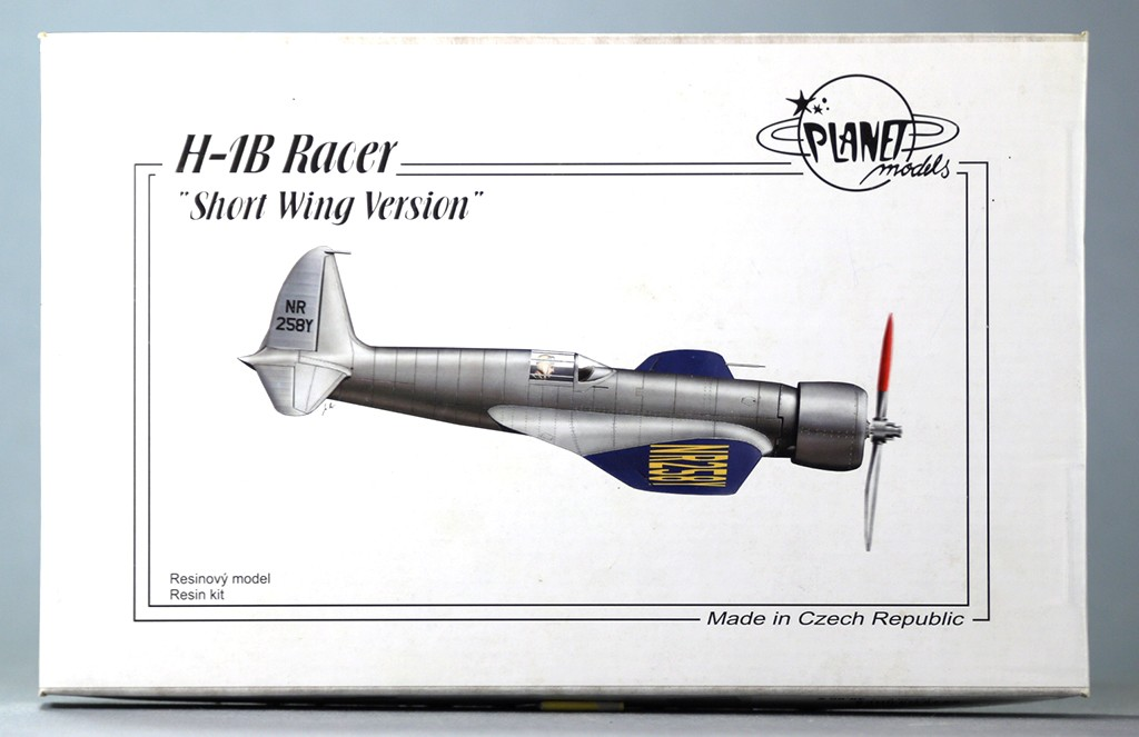 "Hughes H-1B Racer ""Short wing version"" (Planet Models) Img_5010"