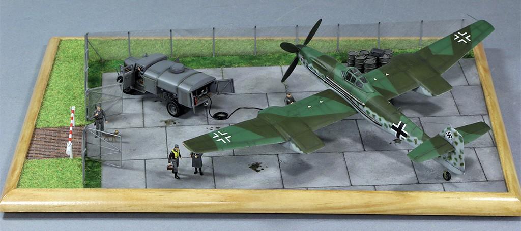 """Blohm & Voss Bv.155 B V-1 """"Karavanken"""" (1:72, Special Hobby) Img_6633"""