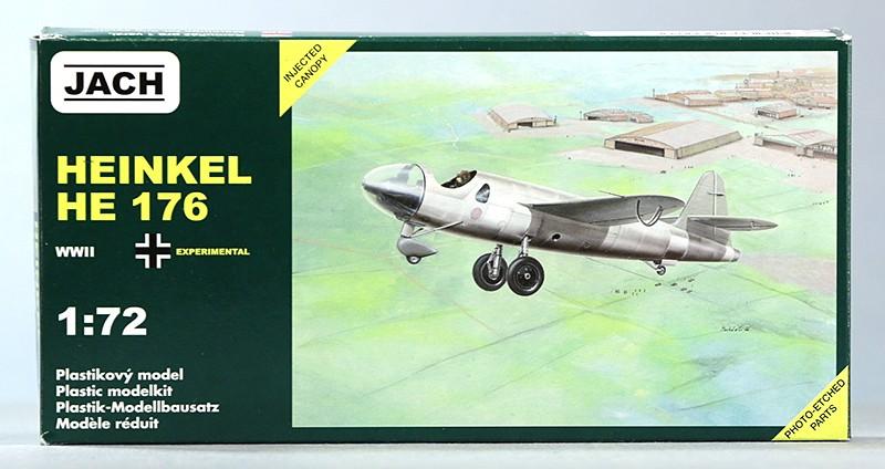 Heinkel He 176 - Le stylo fusée - (JACH #72102) Img_6666