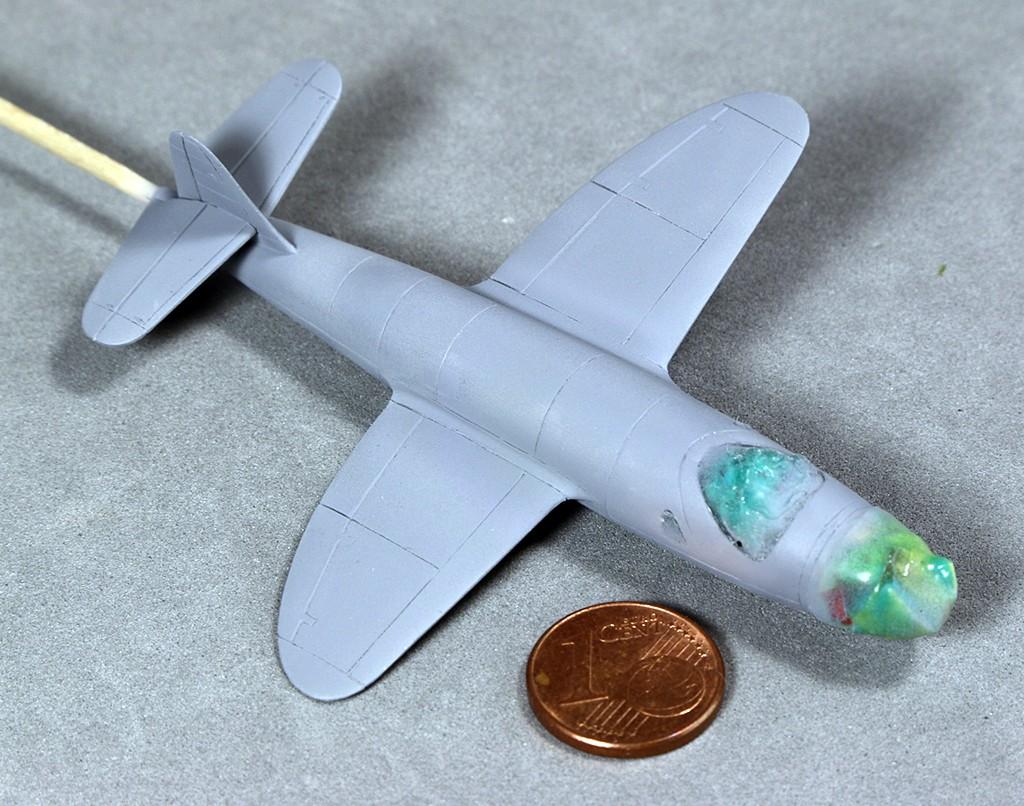 Heinkel He 176 - Le stylo fusée - (JACH #72102) Img_6678