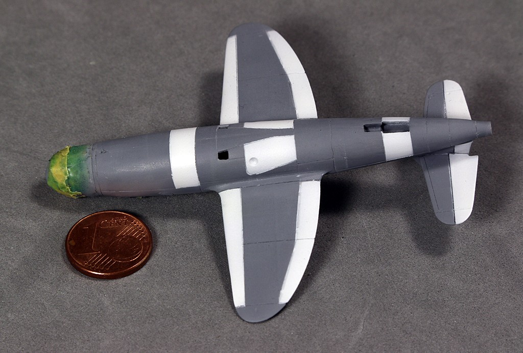 Heinkel He 176 - Le stylo fusée - (JACH #72102) Img_6680