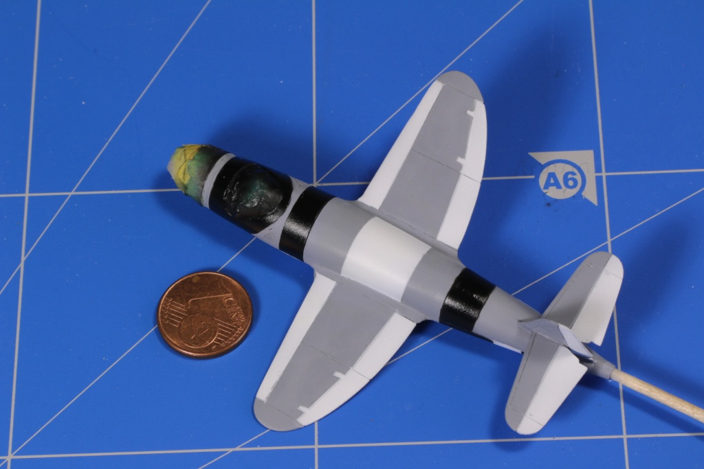 Heinkel He 176 - Le stylo fusée - (JACH #72102) Img_6681