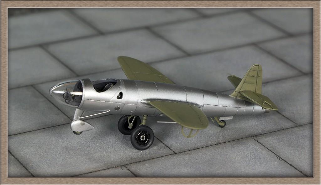 Heinkel He 176 - Le stylo fusée - (JACH #72102) Img_6710