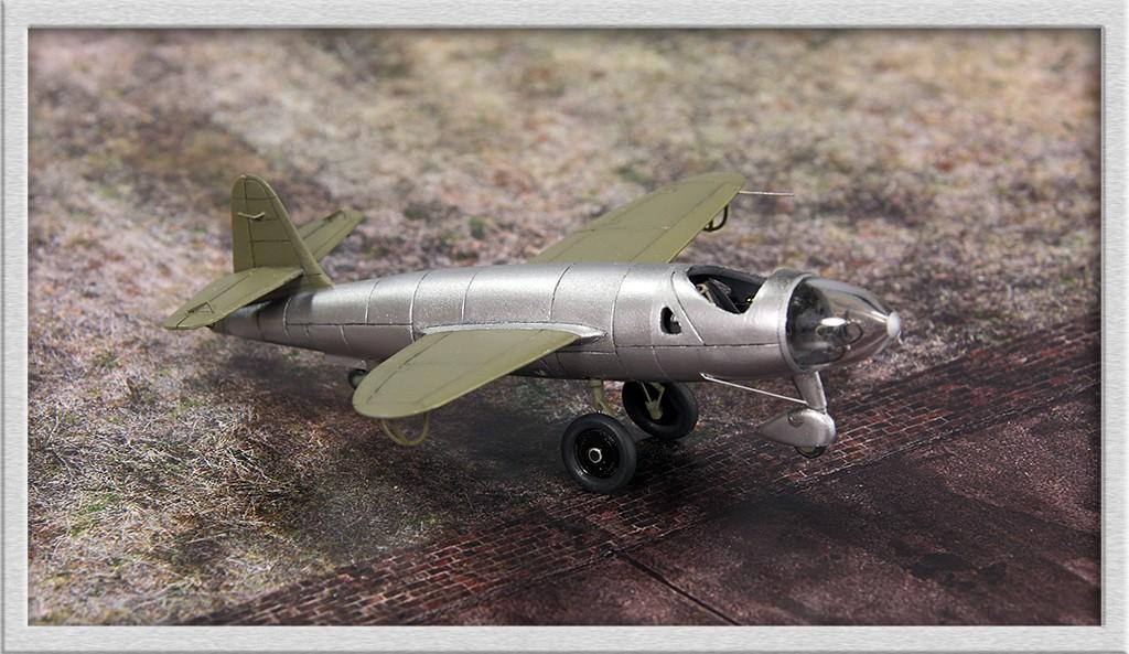 Heinkel He 176 - Le stylo fusée - (JACH #72102) Img_6711