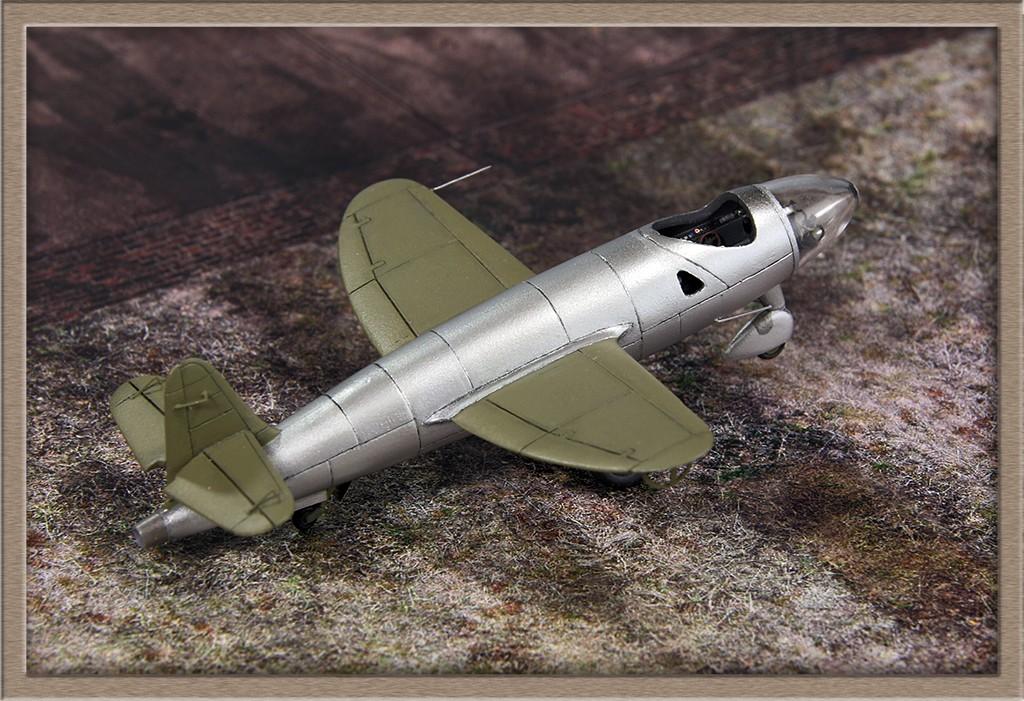 Heinkel He 176 - Le stylo fusée - (JACH #72102) Img_6712